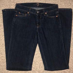 7 For All Mankind Jeans - 7 for all mankind Jeans Denim Bootcut 24 x 32 1/2